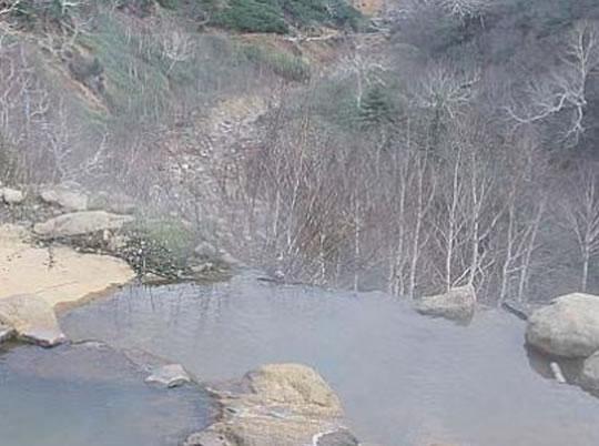 白金温泉・十勝岳温泉の写真