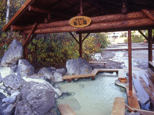 屈斜路湖・摩周湖の温泉の写真
