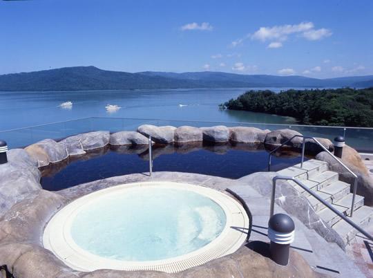 阿寒湖畔温泉の写真