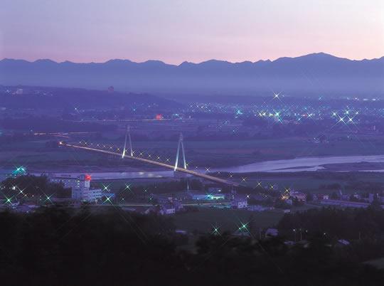 十勝川温泉の写真