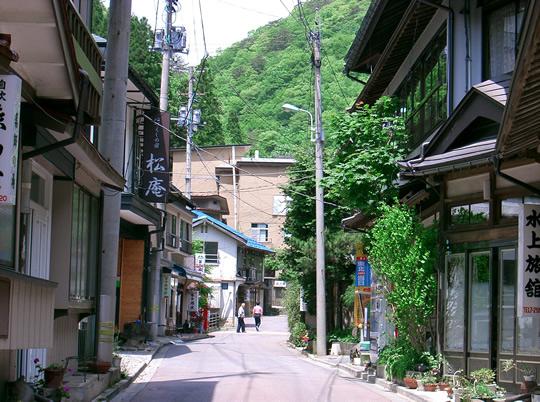 花巻温泉郷の写真