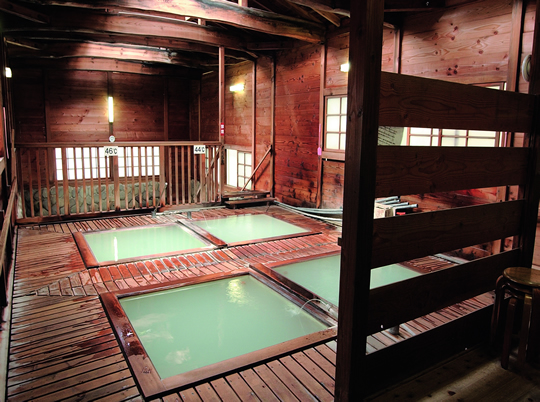 那須温泉の写真