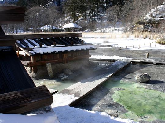 日光湯元温泉の写真