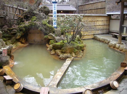 伊香保温泉の写真