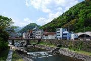 箱根湯本温泉の写真