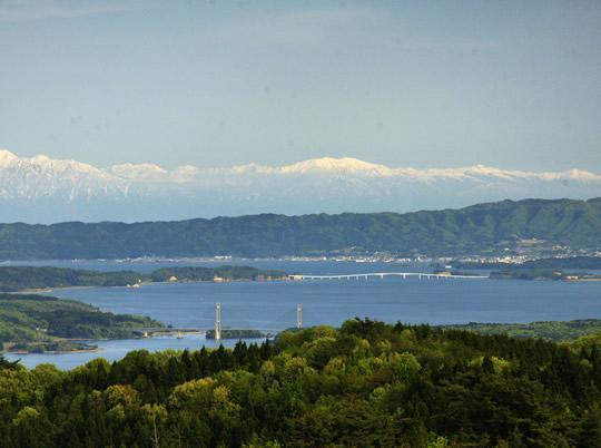 和倉温泉の写真