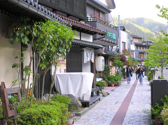 山中温泉(加賀温泉郷)の写真