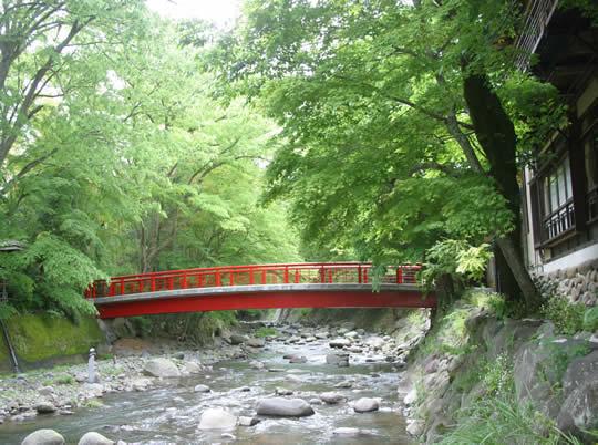 修善寺温泉の写真