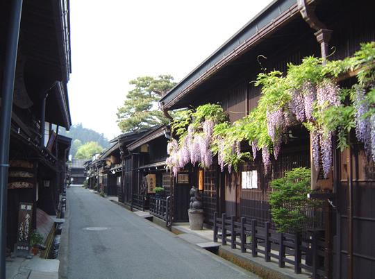飛騨高山温泉の写真