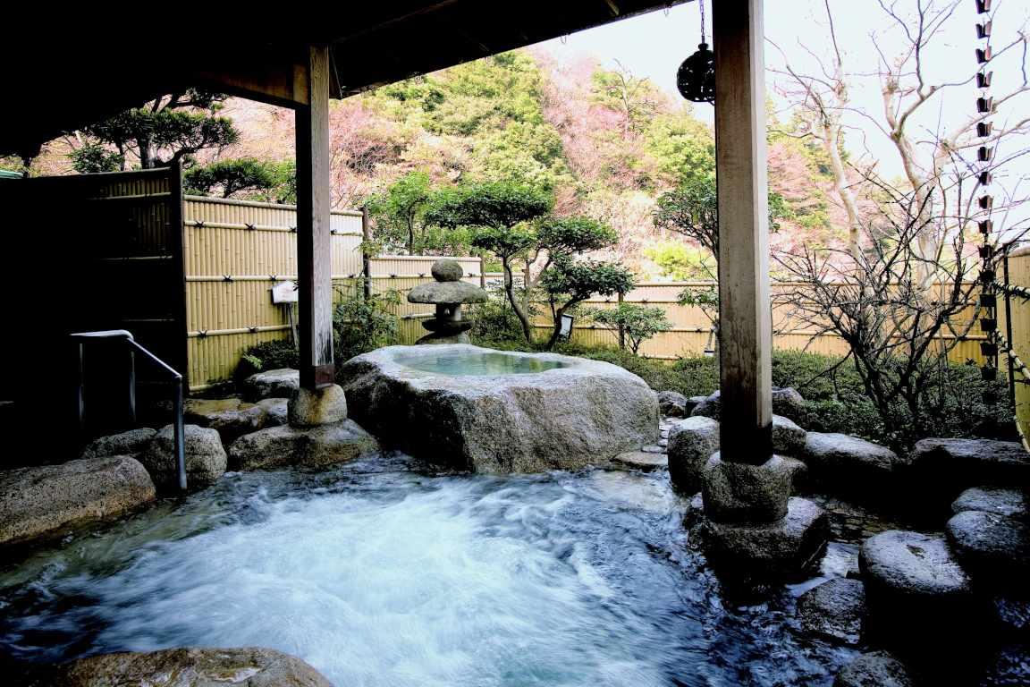 湯の山温泉の写真