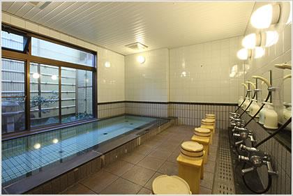 石山温泉の写真