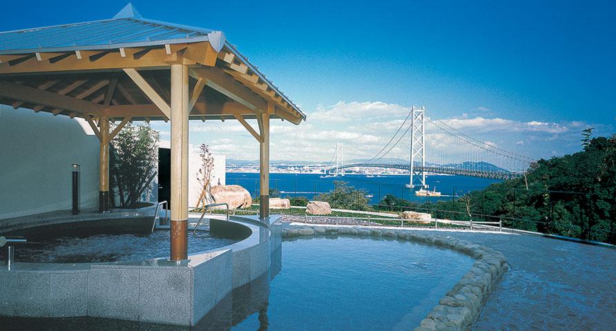 淡路島の温泉の写真