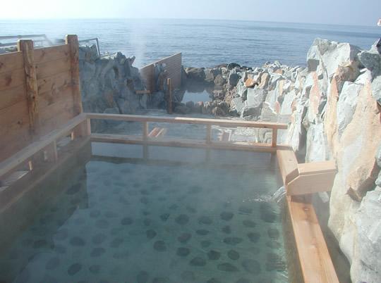 白浜温泉の写真