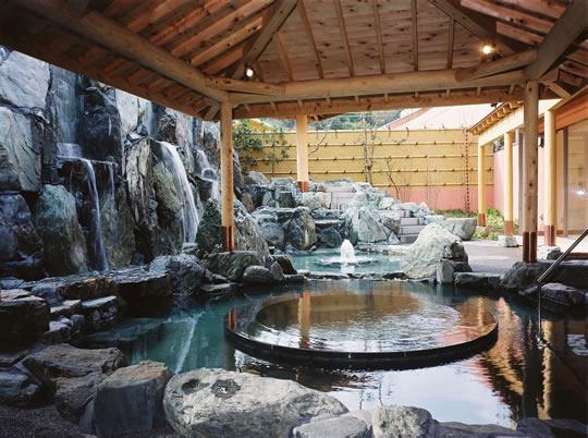 湯郷温泉(美作三湯)の写真