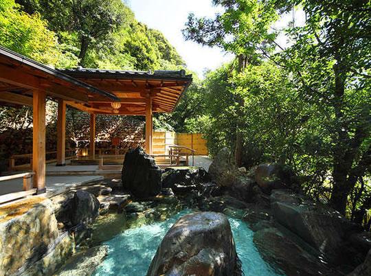 長門湯本温泉の写真