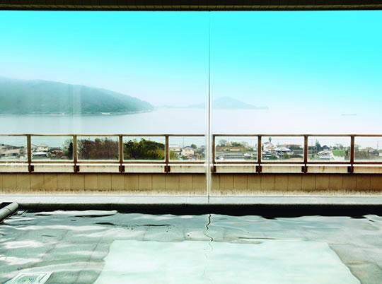 小豆島の温泉の写真