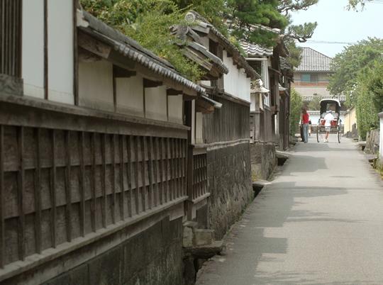 萩温泉郷の写真