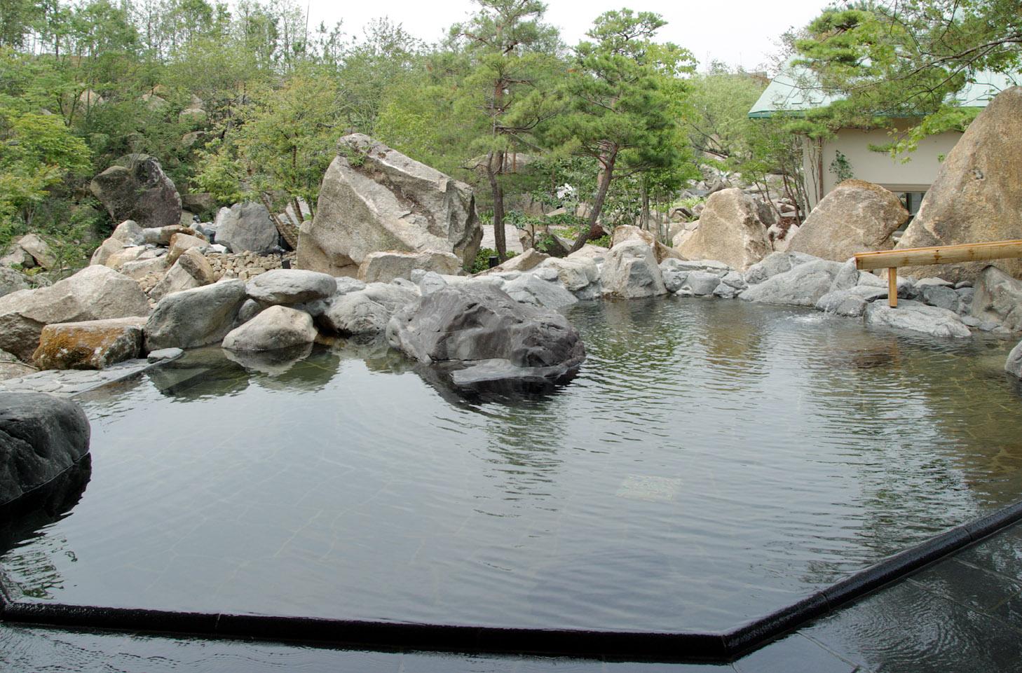 長島温泉の写真