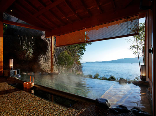 宮島・宮浜・広島の温泉の写真