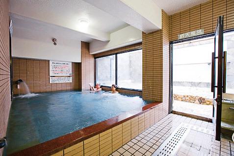 博多温泉の写真