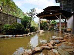 裾花峡温泉の写真