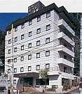 ホテルルートインコート韮崎:外観