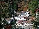 梅ヶ島温泉ホテル梅薫楼:ホテル外観