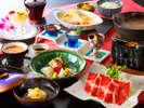 基本会席「国生」で淡路島の食材を満喫♪