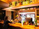 【会津の地酒】酒どころとしても有名な福島県会津。お好みの酒類をお料理とともに。