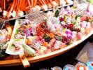 【夏ビアバイキング】どか~んと舟盛♪漕ぎ出せ美味しさ街道!(写真はイメージです)