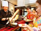 【朝食バイキング】チーズ大好き女子集まれ!ラクレットチーズをお楽しみ♪