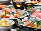 【料理イメージ】海の幸山の幸を味わえるコース