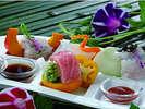 【京懐石 螢】夏の料理イメージ