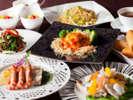 ご家族・女子会にピッタリの中国料理花閒 限定ディナー