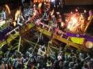 300年余りの伝統の祭り。大迫力の9月7・8・9日角館曳山ぶつけ