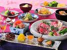 北信濃のふるさとの味覚が、料理長の技と出会う。野沢グランドホテルオリジナル春の会席料理