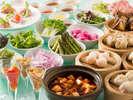 ランチブッフェは毎日開催!中国料理 李芳(淡海1F)
