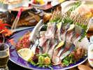 高級養殖鯖「よっぱらい鯖」姿盛りアップ