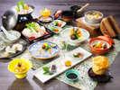 天然九絵(クエ)会席料理