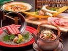 ■□松茸と近江絶品肉の饗宴□■