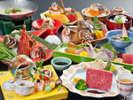 2018年4月~2018年9月 日本料理の伝統を継承する上質素材の特別会席11品(イメージ)