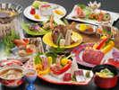 2019年10月~2020年3月 日本料理の伝統を継承する上質素材の特別会席11品(イメージ)