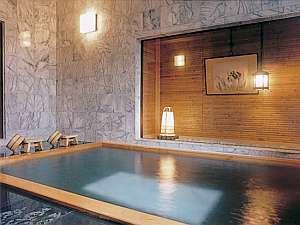 桧の内風呂