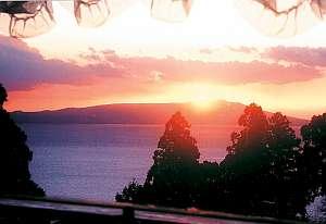 【【赤ちゃん歓迎の宿】 ペンション 麦藁帽子】赤ちゃんの露天風呂など3つの天然温泉!太平洋一望の絶景の宿!