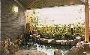 【臨江館】犬山城の観光に便利 露天風呂のある温泉宿 犬山遊園駅から250m