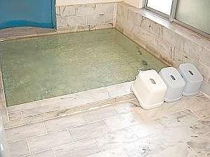24時間入浴可能の家族風呂