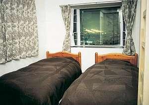 洋室の一例 全室洗面トイレ、TV、ロフト付