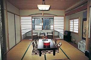 広々とした客室一例