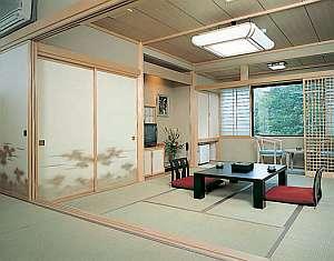 やっぱり和室は落ち着く♪のんびりくつろげる和室一例
