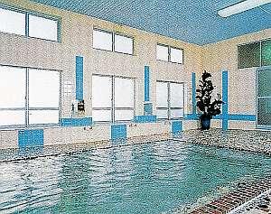 越後湯沢の湯を満喫できる温泉大浴場